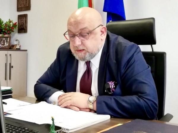 Министърът на младежта и спорта Красен Кралев взе участие във