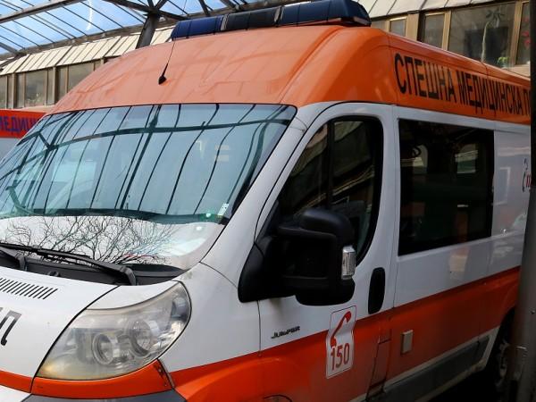 35-годишен работник пострада тежко на строителен обект в столичния квартал