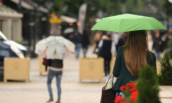 Времето днес: Преди обяд слънце, после на места дъжд