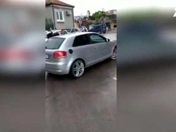 Шофьорът, който блъсна пешеходец и отнесе няколко автомобила във Варна