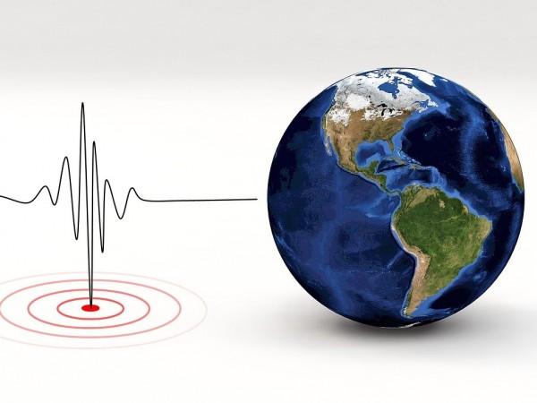 Земетресение с магнитуд 6,8 по скалата на Рихтер удари рано