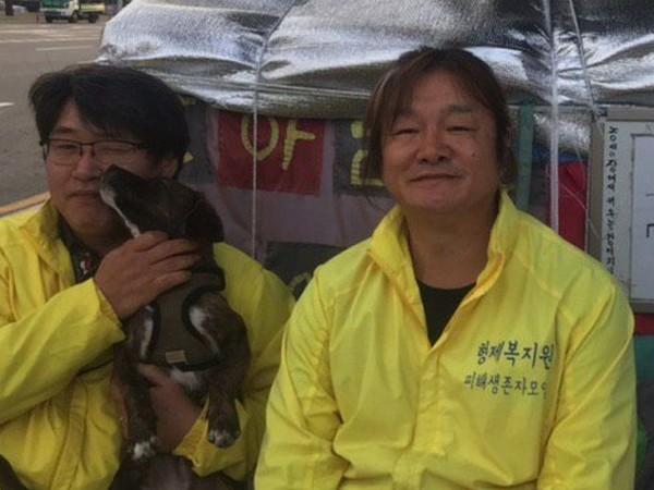 Хан Йонг-Сън все още ясно помни как той и сестра