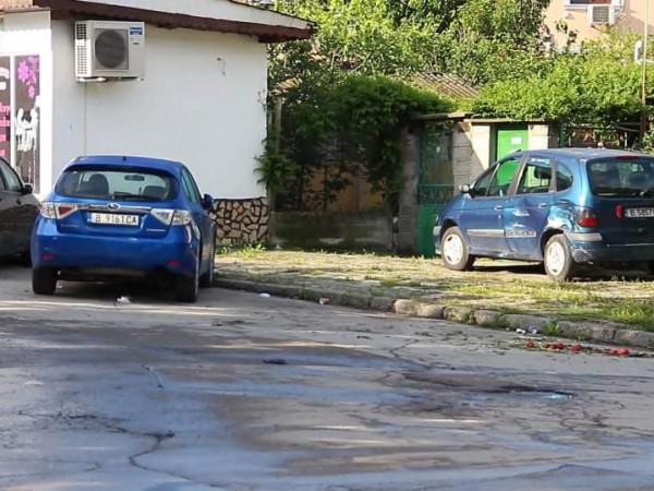 Шофьорът, който помете 8 коли във Варна и рани една