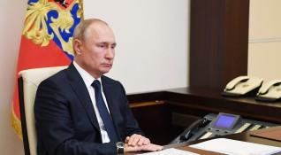 Коронавирусът накара Русия да не вярва на Владимир Путин