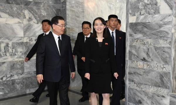 """Сестрата на Ким Чен Ун заплаши Южна Корея с """"най-лошия сценарий"""""""