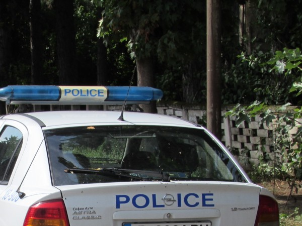 26-годишен мъж е задържан за отправени заплахи и опит за