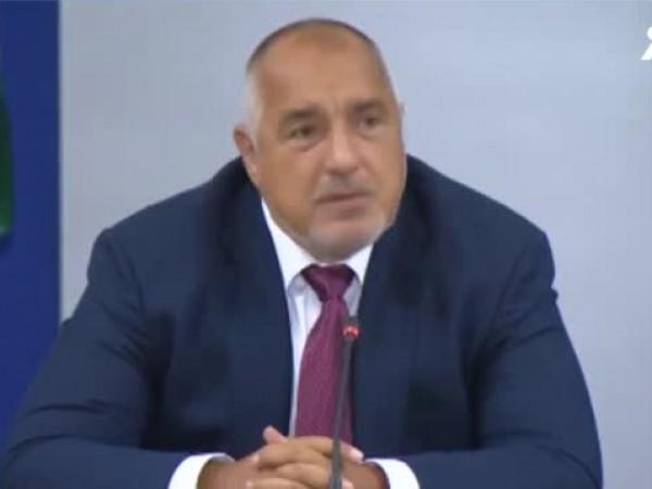 Премиерът Бойко Борисов заяви, че трябва стриктно да се спазват