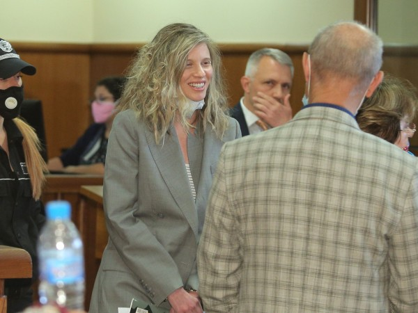 Певицата ЛиЛана, която днес се изправи пред съда, категорично заяви,