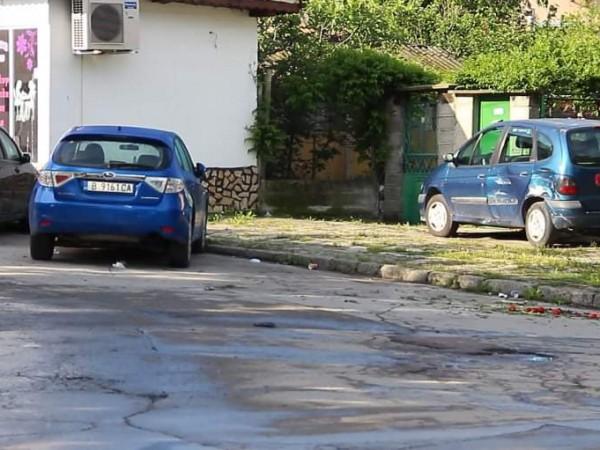 36-годишният Радослав Д., който удари пешеходка и причини значителни щети