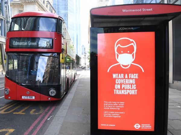Всички пътници в градския транспорт в Англия ще трябва да