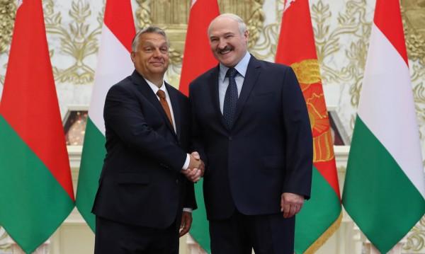 Орбан иска отмяна на европейските санкции срещу Беларус
