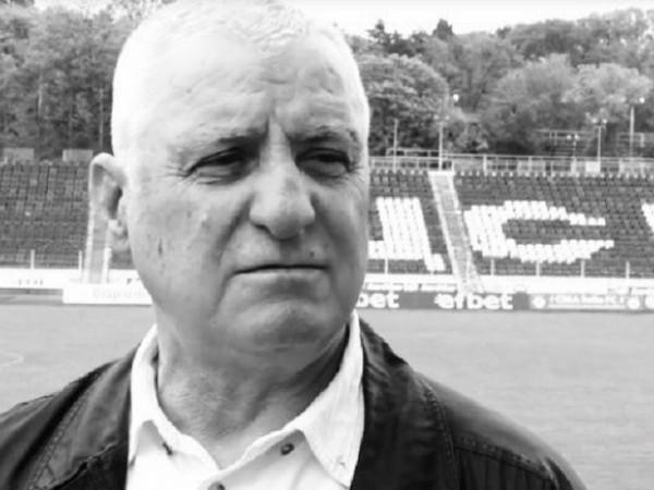 На 78-годишна възраст почина легендарният капитан на ЦСКА и Националния