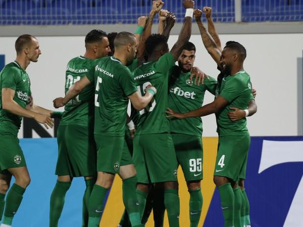 Лудогорец победи с 1:0 Левски в голямото дерби от 25-ия