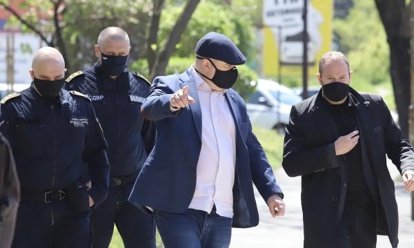 Прокуратура и ГДБОП със спецакция в Голямо Дряново и Долно Съхране