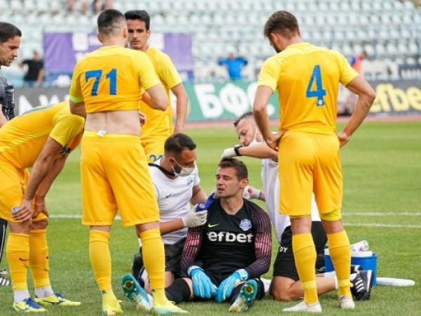 Дунав Русе и Арда Кърджали завършиха 0:0 в първия мач