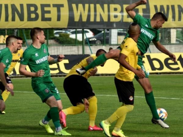 Ботев Враца изненадващо се наложи с 1:0 над Ботев в