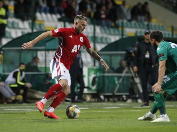 ЦСКА се спаси от грандиозна издънка, след като постигна измъчена