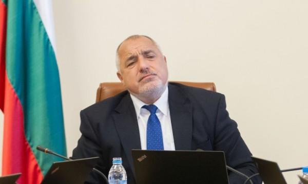 Борисов обеща проветряване в ГЕРБ, обновена листа за изборите догодина