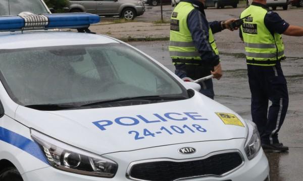 Шофьорка с 4.7 промила алкохол арестувана в Хасково