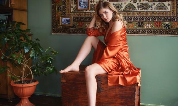 Хит: Хлъзгащи рокли