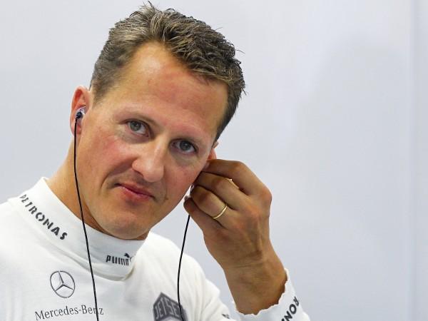 Легендарният пилот от Формула 1 Михаел Шумахер (Германия) ще се