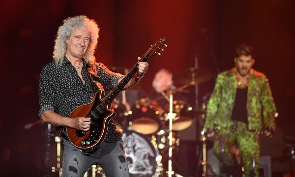 Брайън Мей от Queen е най-добрият китарист в историята