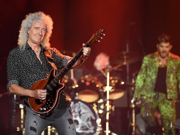 Брайън Мей от британската група Queen e най-добрият китарист в