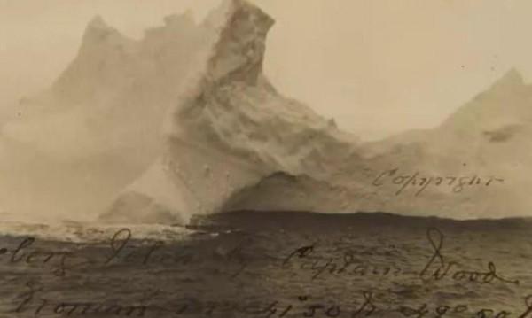 След 100 г. – появи се снимка на айсберга, потопил Титаник