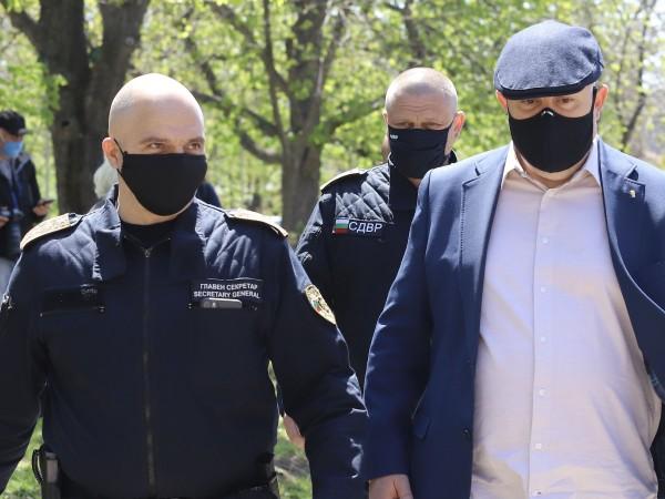 Полицията е задържала 30 ултраси са от агитките на Локомотив