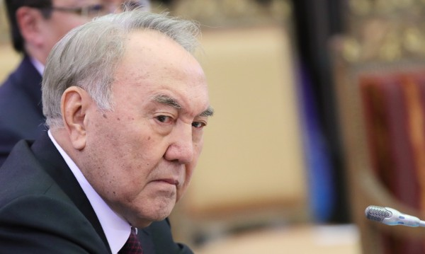 Нурсултан Назарбаев е заразен с коронавирус