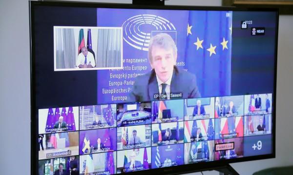 Борисов с подкрепа за Плана за възстановяване: Балансиран е!