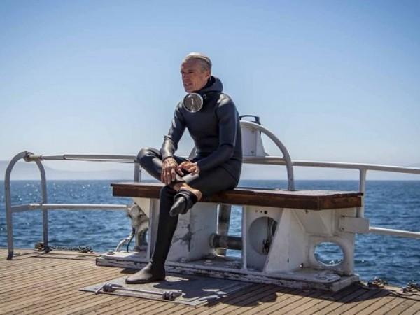 Из легендарните пътешествия на известния френски морски изследовател Жак-Ив Кусто
