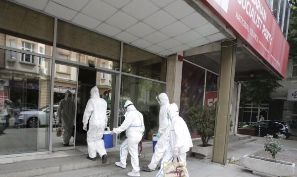 Още четирима заразени с коронавирус в редиците на БСП