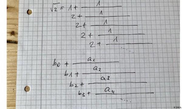 От затвора един убиец реши древен математически проблем