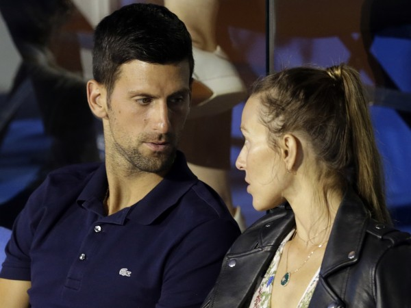 Новината, че световният номер едно в тениса Новак Джокович е