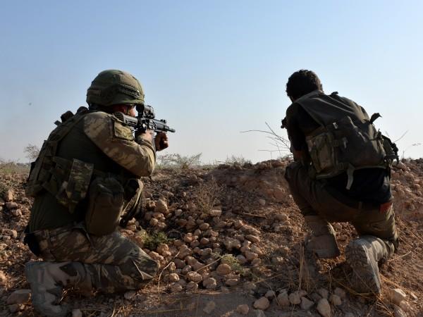 Турски войник е загинал по време на презгранична стрелба на