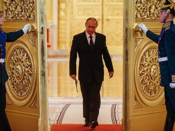 Властта на Путин и сега е огромна, а с новите