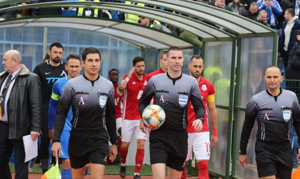 Георги Кабаков ще свири финала за Купата на България