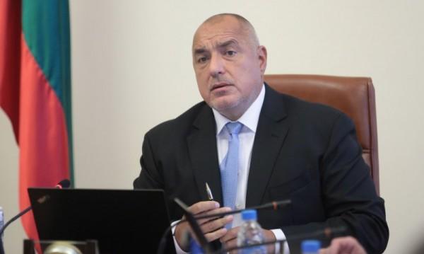 Борисов: Продължаваме да помагаме на българските фирми!