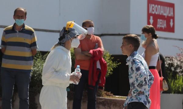 Сърбия връща по-строгите мерки срещу коронавируса