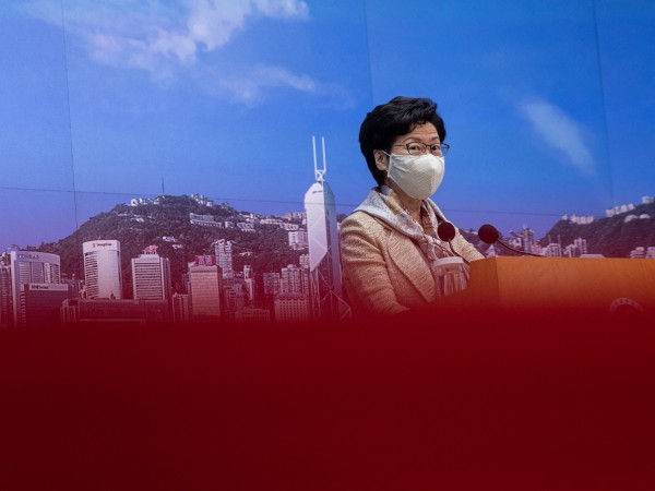 Върховният законодателен орган на Пекин прие единодушно закон за националната