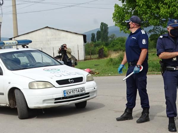 """Във вторник изтича наложената карантина на ромския квартал """"Изток"""" в"""