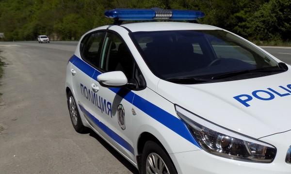 Полицията хвана менте стоки на два адреса в Хасково