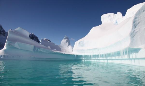Южният полюс се затопля три пъти по-бързо от останалата част на света