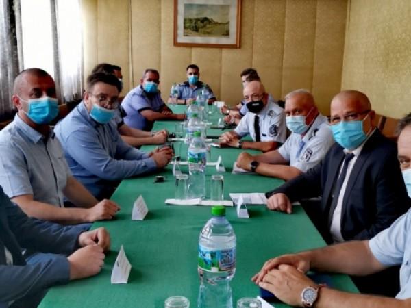 През лято 2020 по българското Черноморие, съвместно със своите колеги,
