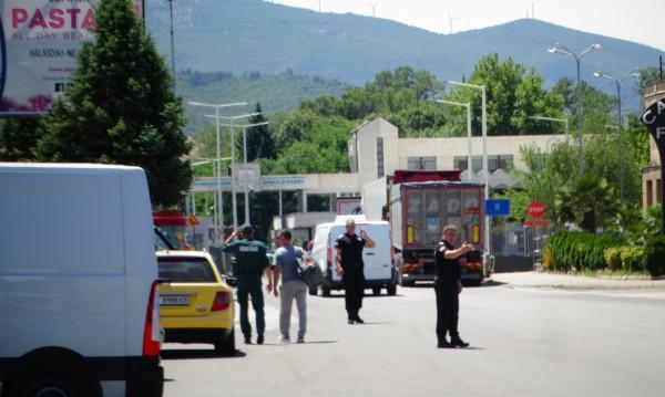 Гърция ни информира: Влизането от България само през Кулата