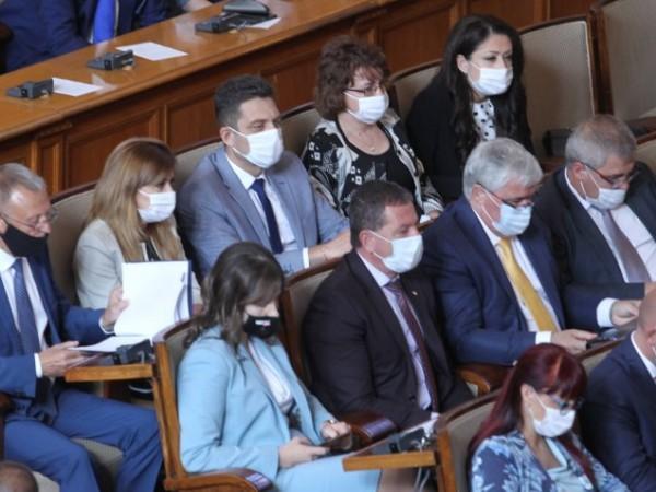 Парламентът преодоля ветото на президента върху промените Закона за МВР,