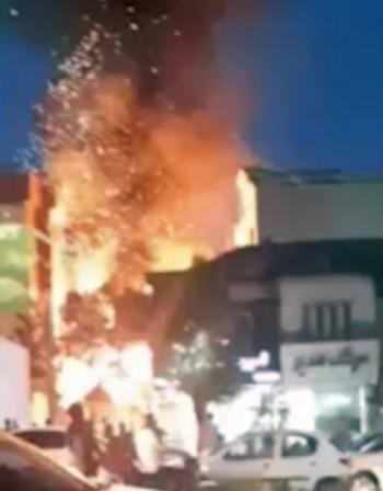 Газова експлозия в клиника в Техеран, има жертви