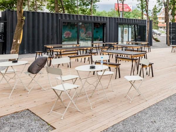 Първият Food Park в София отваря официално врати през юли,