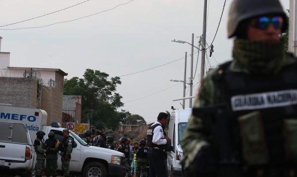 24 убити при нападениe в център за наркозависими в Мексико